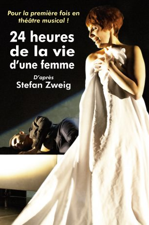 Affiche Vingt-quatre heures de la vie d'une femme