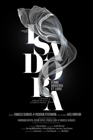 Isabelle Georges Affiche Isadora