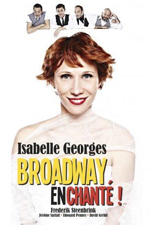 Affiche « Broadway en chanté »